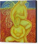 A Healing Canvas Print