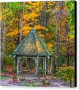 A Quiet Place-fall Time Canvas Print