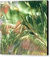 A Secret Forest Canvas Print