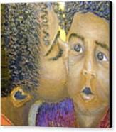 A Sisters Love Canvas Print