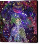 A W A K E N I N G    Solarl I F E Canvas Print
