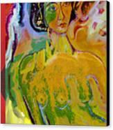 A Waiting 2 Canvas Print