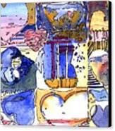 A Zanny Valentine Canvas Print