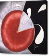 Aah Canvas Print by Carol Reed