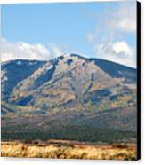 Abajo Mountains Utah Canvas Print