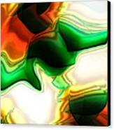 Abstract - Fusion Canvas Print by Patricia Motley