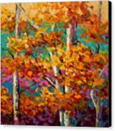 Abstract Autumn IIi Canvas Print
