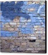 Abstract Brick 3 Canvas Print