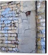 Abstract Brick 4 Canvas Print