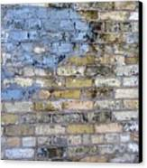 Abstract Brick 6 Canvas Print