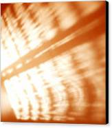 Abstract Light Rays Canvas Print