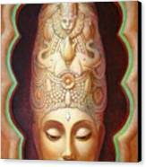 Abundance Meditation Canvas Print