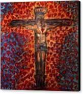 Abundant Love Canvas Print by Richard  Hubal
