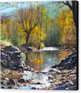 across Bulgaria 8 Canvas Print by Stoian Pavlov