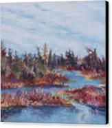 Adirondak Concerto Canvas Print