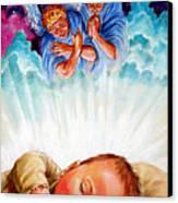 Adore Your Saviour Canvas Print