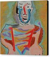 After Picasso Canvas Print