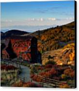 After The Gold Rush Canvas Print by Tim Reaves