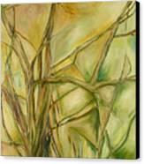 Agile Green Canvas Print
