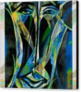 Akhnaton Canvas Print