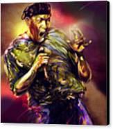 Al Jarreau Canvas Print