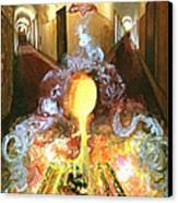 Alchemy Canvas Print by Anne Cameron Cutri
