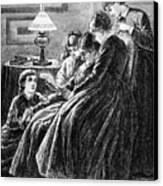 Alcott: Little Women Canvas Print