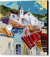 Alcoutim In Portugal 08 Bis Canvas Print