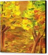 Aldergrove Lake Park Canvas Print