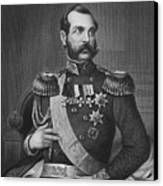 Alexander II (1818-1881) Canvas Print by Granger