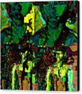 Alexanrdia Canvas Print