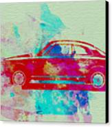 Alfa Romeo  Watercolor 2 Canvas Print