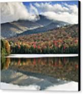 Algonquin Peak From Heart Lake - Adirondack Park - New York Canvas Print