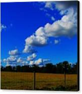 All About Clouds Canvas Print