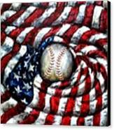 All American Canvas Print by Shana Rowe Jackson