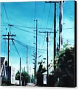 Alley No. 1 Canvas Print