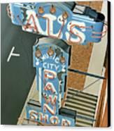 Al's  Canvas Print