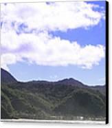 America Samoa Canvas Print