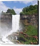 American Falls At Niagra Canvas Print