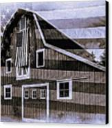 Americana Glory Canvas Print