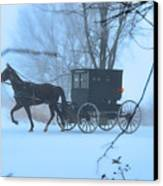 Amish Dreamscape Canvas Print by David Arment