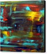 An Abstract Thought Canvas Print