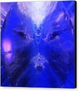 An Alien Visage  Canvas Print