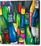 An Evening With Friends Canvas Print by Patti Schermerhorn