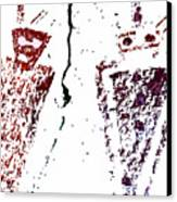Ancient Art Canvas Print