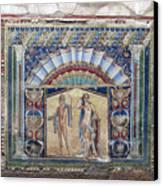 Ancient Art Of Herculaneun Canvas Print