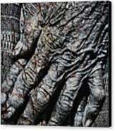 Ancient Hands Canvas Print