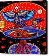 Ancient Russia Canvas Print
