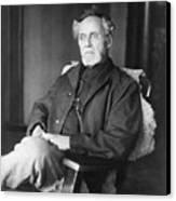 Andrew Still, 1828-1917, Founder Canvas Print