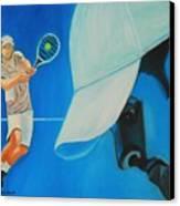 Andy Roddick Canvas Print